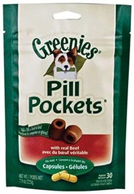 Greenies Dog Pill Pocket for Tablet