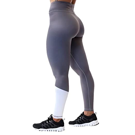 Amazon.com: Gogoodgo Women Yoga Pants, Womens Yoga Athletic ...