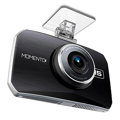 momento m5 full hd dual dash cam best dashboard camera. Black Bedroom Furniture Sets. Home Design Ideas