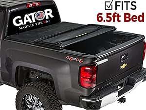 Amazon Com Gator Tri Fold Tonneau Truck Bed Cover 2014