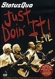Status Quo : Just doin' it live