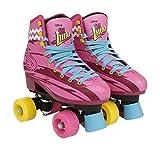 SOY LUNA 4-Wheeled Roller Skates (34-35) / US Children Size (3 - 3.5)
