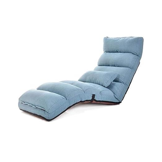 Folding chair Asiento de Banco Ajustable for Silla de Piso ...