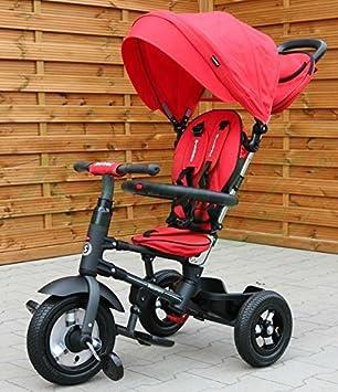 SporTrike Discovery Select Triciclo evolutivo para niño - Rojo