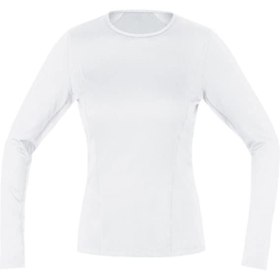 GORE RUNNING WEAR Essential Base Layer Lady Termo Manga Larga Camiseta, Mujer: Amazon.es: Deportes y aire libre