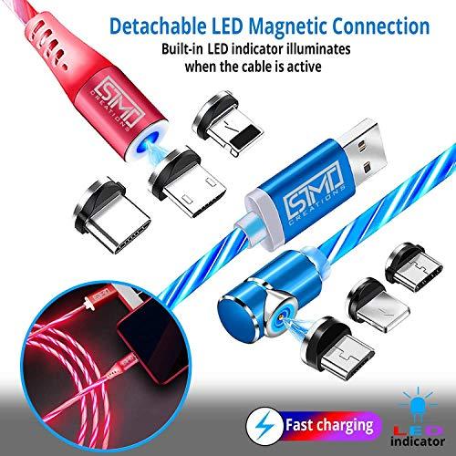 Luminous Current Magnetic Charging Compatible