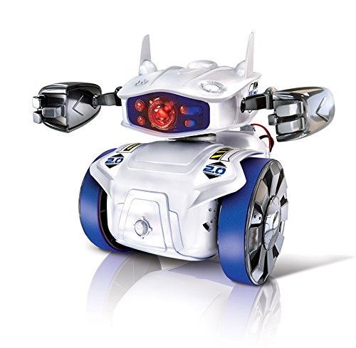 Science Bluetooth Rocket (Clementoni Technologic Programmable Cyber Robot with Interchangeable Components)