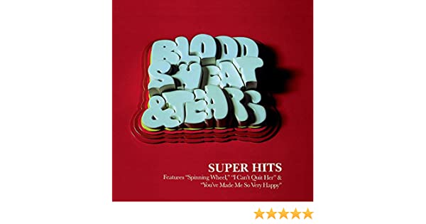 Super Hits: Blood Sweat, Tears: Amazon.es: Música