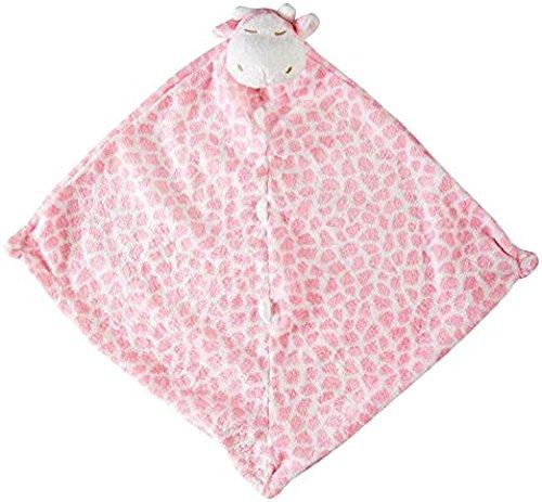 Angel Dear Giraffe Blankie - Pink (Limited Edition)