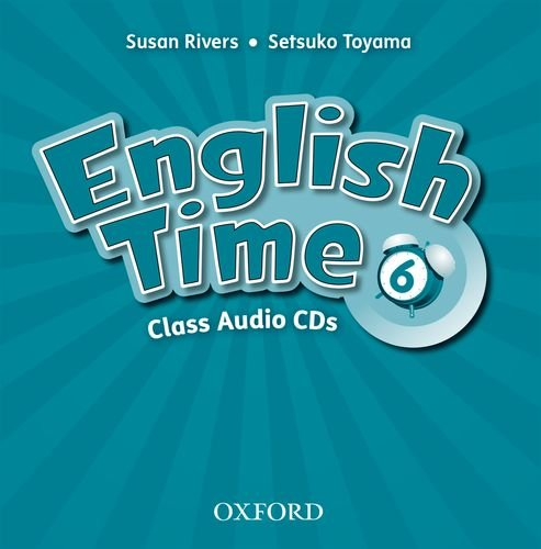 Download English Time: 6: Class Audio CDs (X2) ebook