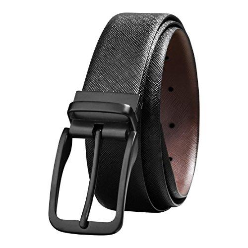 Savile Row Fashion Reversible Leather