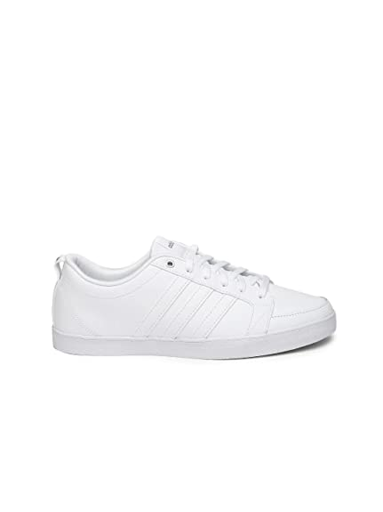 cheap for discount 0f0b9 a02b5 Adidas NEO Women White DAILY QT LX Textured Sneakers Buy Online at Low  Prices in India - Amazon.in