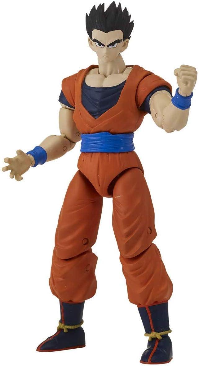 Statuetta Dragon Ball stars action figure bandai - mystic gohan-35992, colore altro, norme, 35992j  17cm