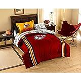 The Northwest Company 5-Piece NFL Kansas City Chiefs Comforter Set, Twin