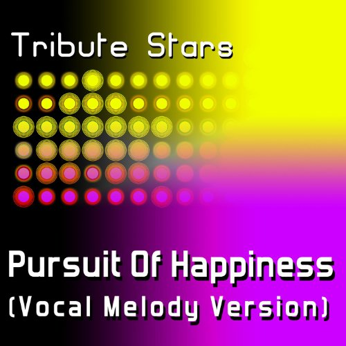 Kid Cudi Feat. Mgmt & Ratatat - Pursuit Of Happiness (Vocal Melody Version)