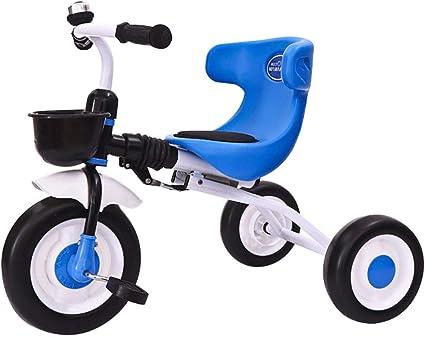 SSLC Triciclos Bebes Evolutivo Plegable Bebé con Mango Trike Smart ...