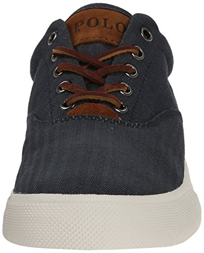 Denim Ralph Lauren Mens Vaughn Fashion Sneaker Di Moda