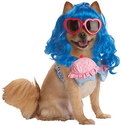costume accessories - Cupcake Girl Extra-Small Cat & Dog Costume -