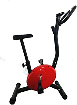 Nuevo Inicio Cincha de bicicletas, bicicletas Oficina de bicicleta de spinning, Silent Bicicleta estática, Equipo de cubierta Gimnasio, para la pérdida de peso y condición física.: Amazon.es: Salud y cuidado personal