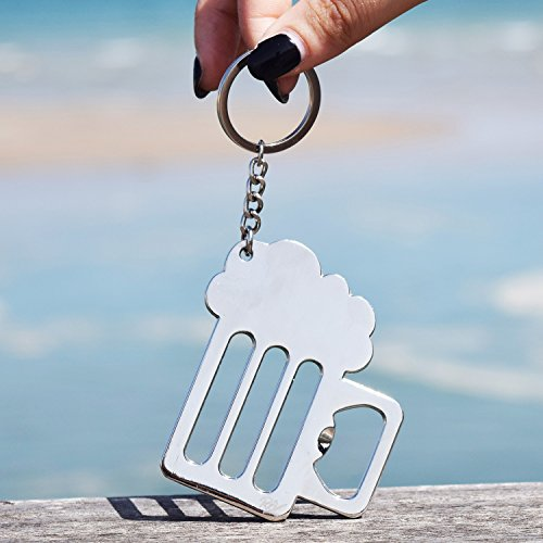 Bottle Opener Keychain Compact Travel product image