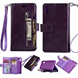 Best DRUnKQUEEn Iphone Case 5s - 1 Piece Multifunction Card Holder Purse Zipper Wallet Review