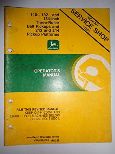 john deere 212 owners manual - 9
