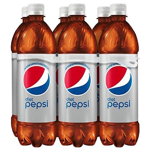 Diet Pepsi Cola - 24/24 oz. bottles