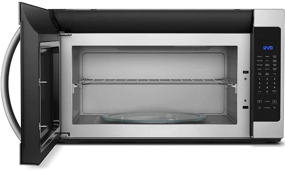 Amazon.com: Whirlpool 30 en W 2.1 Cu Ft. Más de la gama ...