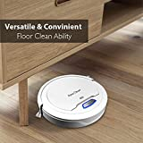 PUCRC25 Automatic Robot Vacuum Cleaner Review - Lithium Battery 90 Min Run Time