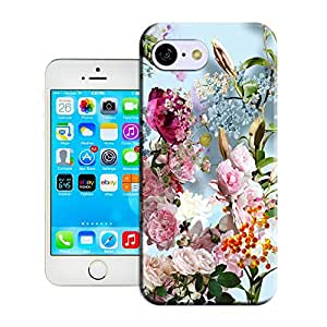Amazing Hard Plastic iPhone 5c Case, Fate Inn-Beautiful gorgeous pretty flowers (2)-iPhone 5c case