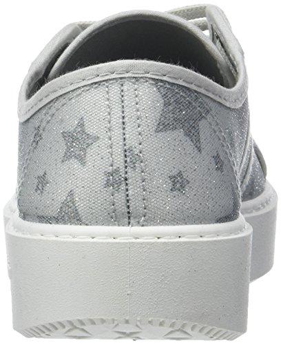 Cesto Grigio 12 Unisex Estrellas Lurex Adulti Victoria gris Formatori qzTpWtpF