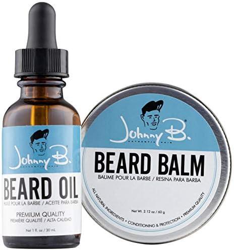 Johnny B Beard Grooming Set