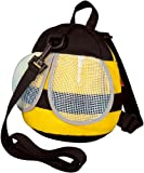 Angel DEPT Baby Boys Girls Toddler Safety Harness Backpack (Yellow bee)