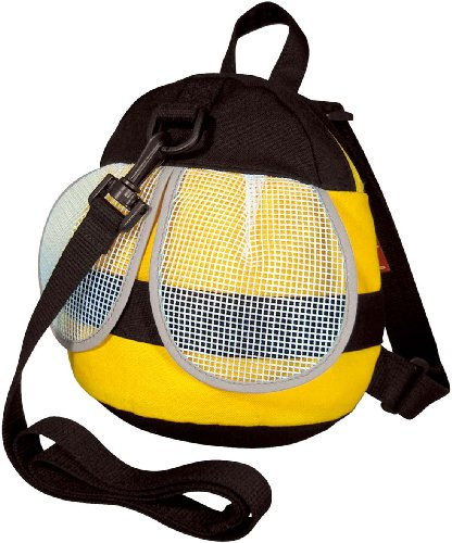 Angel DEPT Baby Boys Girls Toddler Safety Harness Backpack (Yellow bee) by Angel DEPT (Image #4)
