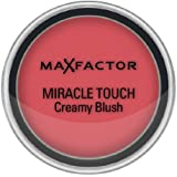 Max Factor Miracle Touch Creamy Blush for Women, # 14 Soft Pink, 0.40 Ounce
