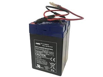 giordanoshop batería Recargable 12 V 2,8ah yzs4e para Moto ...