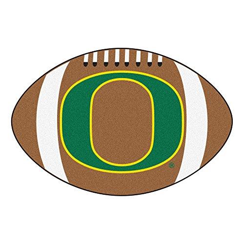 FANMATS NCAA University of Oregon Ducks Nylon Face Football ()