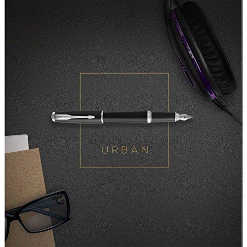 parker fountain pen refill instructions