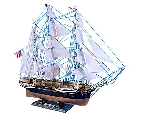 Morgan Model Ship (Charles W. Morgan Limited 32