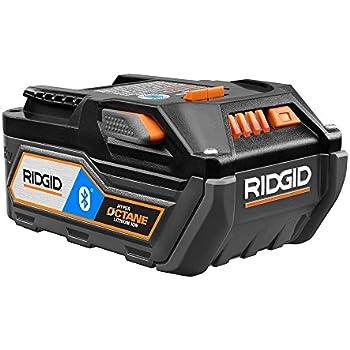 New Ridgid 18V OCTANE Bluetooth 3.0 R840088 /& 6.0ah R8400806 Batteries