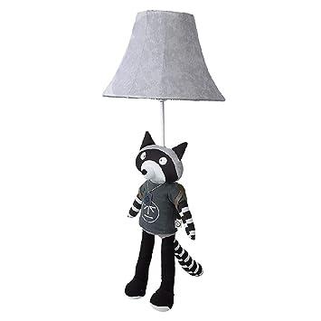 GLP Lámpara Creativa de Mesa de Dibujos Animados Dormitorio ...