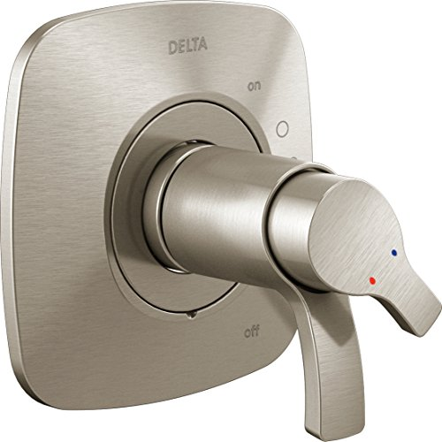 Delta Faucet T17052-SS Tesla Monitor 17 Series Valve Only Trim, Stainless