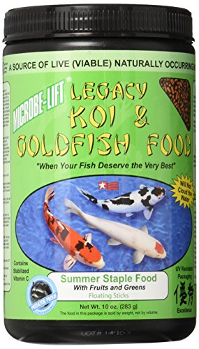 Ecological Labs MLLFGSM 10-Ounce Koi Legacy Fruits and Greens