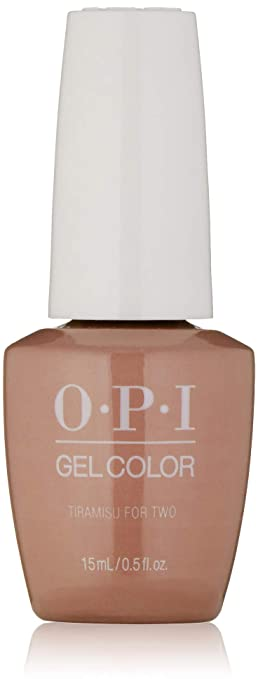 Amazon Com Opi Gel Nail Polish Gel Nail Color Tiramisu For