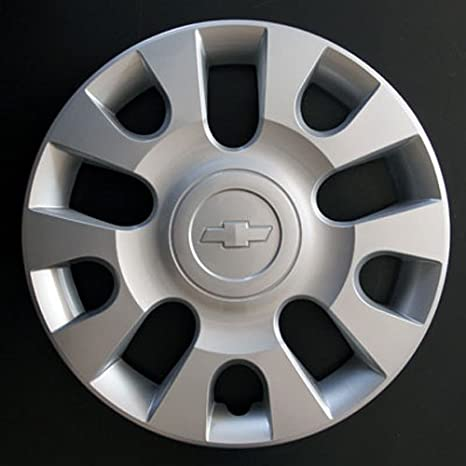 Wheeltrims Set de 4 embellecedores Chevrolet Matiz con Llantas de 13