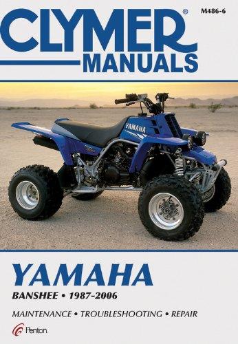 Yamaha Banshee 1987-2006 (Motorcycle Repair)