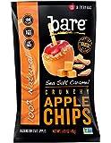 Bare Natural Sea Salt Caramel Apple Chips, Gluten Free + Baked, 1.69-Ounce Bags (Pack of 10)