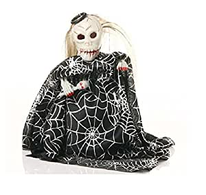Halloween Glow-In-The-Dark Gloves