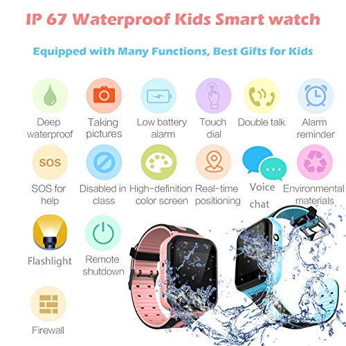 Honey Lintimes Solid Color Children Led Electronic Bracelet Touch Screen Wrist Watch Perfect Gift Special Summer Sale Watches