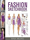 img - for Fashion Sketchbook book / textbook / text book